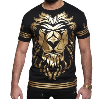 T-shirt OVNY LION GOLD