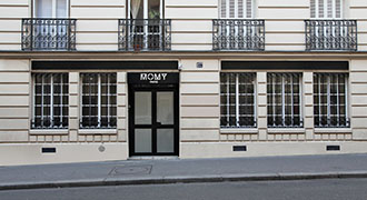 Showroom MOMY Paris